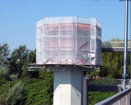 Reiherstieg-Klappbrücke