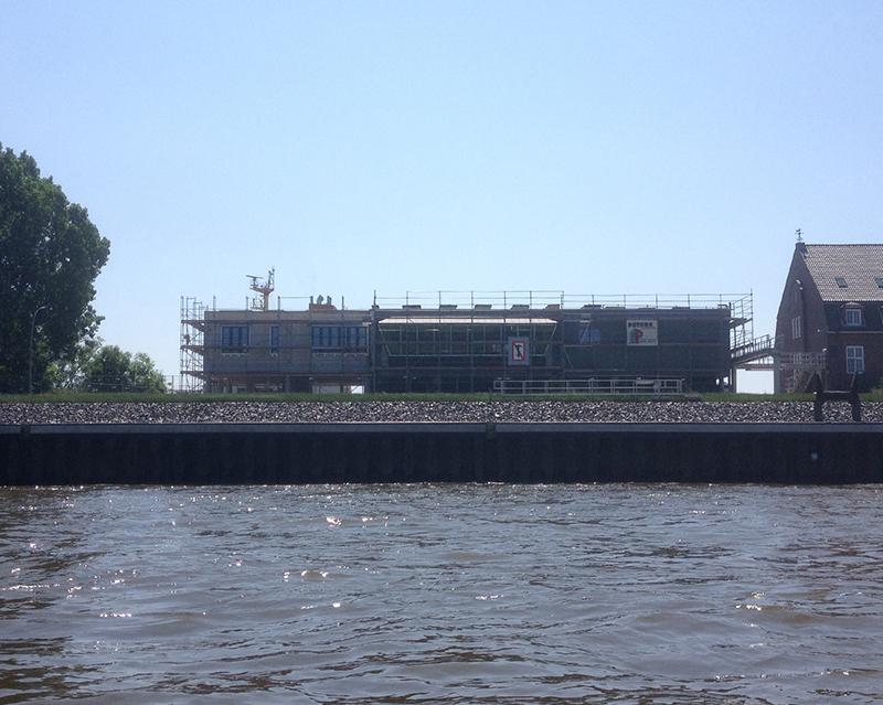 Fassadengerüst Hamburg 07